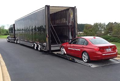 Enclosed Car Transport Dispatchray
